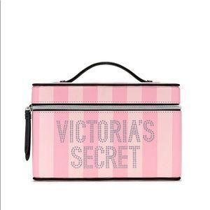 Victoria's Secret Signature Train Case